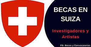 Becas de posgrado en Suiza